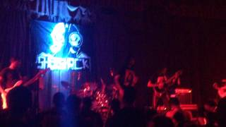 ABYSS - Devious Embrace  (live at SHELLSHOCK 2015)