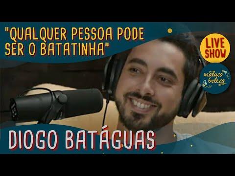 Maluco Beleza  SHOW - Diogo Batáguas