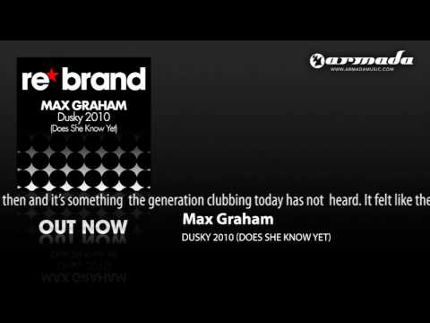 Max Graham - Dusky 2010 (Does She Know Yet) (Original Mix) (RBR012)