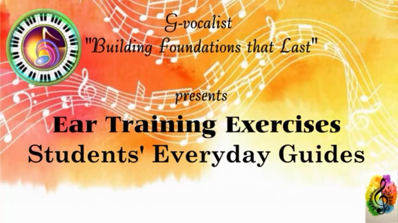 <div>Ear Training Exercises #15 Students' Every Day Guides</div>