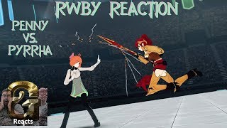 RWBY Vol 3 Episode 9 PvP