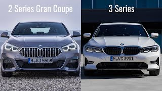 2020 BMW 2 Series Gran Coupe vs BMW 3 Series