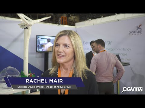 ALL ENERGY 2019 - Interview with Rachel Mair, Xodus Group