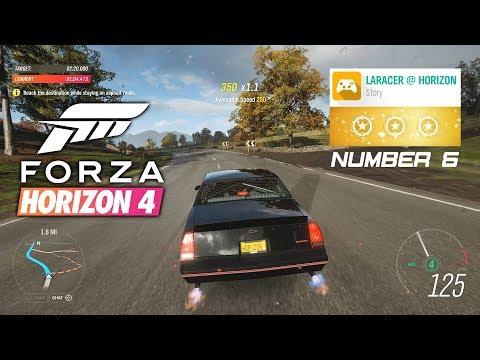 Forza Horizon 4 LARACER @ HORIZON ALL CHAPTERS 3 STARS