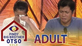 PBB OTSO Gold: Apey at Mark, naluha sa anunsyo ni Kuya