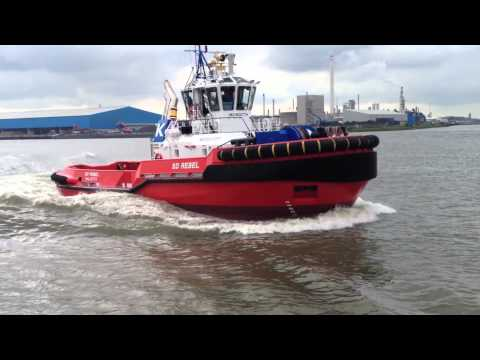 Damen Tugboat Dance