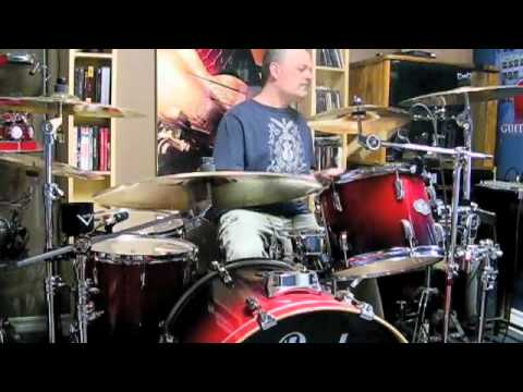 Crazy little thing called love queen drum cover by doovi - Zz top la grange drum cover ...