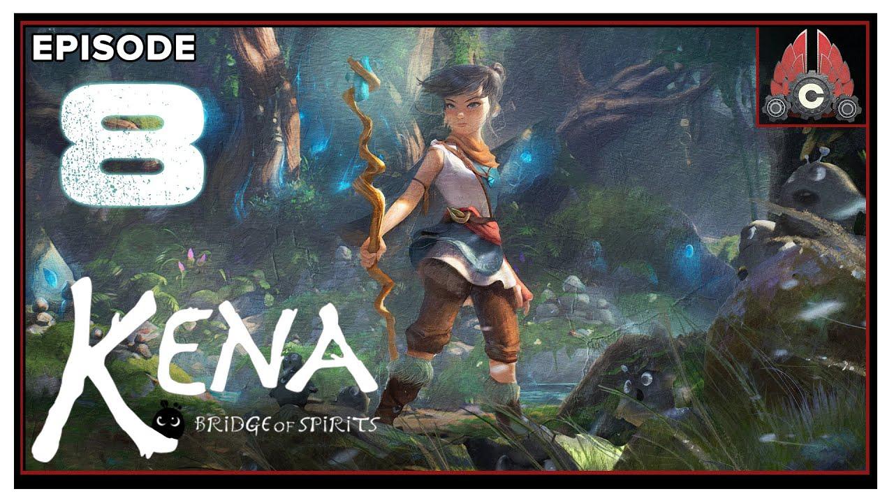 CohhCarnage Plays Kena: Bridge Of Spirits - Episode 8