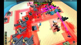 [50 SUB SPECIAL] ROBLOX Tower Battles Quad Op Triumph [Featuring Realsayon1 and BIORN]