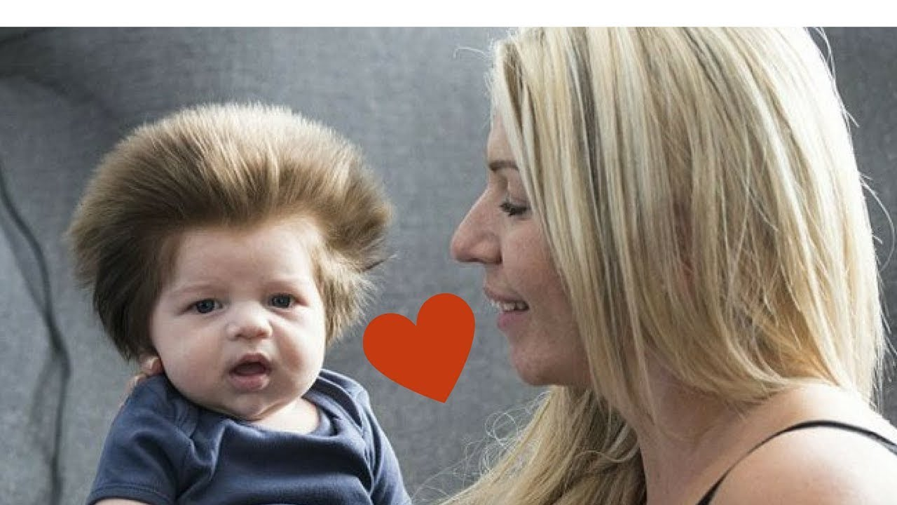 Woman Gives Birth to Baby Boy with Long Hair, Then She ...