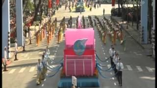 Lễ diễu binh diễu hành kỷ niệm 40 năm ngày giải phóng Miền Nam,Thống nhất đất nước