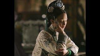 《如懿傳》中最淒慘的後妃,一生鐘情乾隆,卻在孤獨中淒慘死去