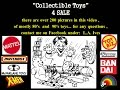 Download Collectible Toys... 4 SALE over 200 pictures of mostly 80's & 90's MP3 song and Music Video