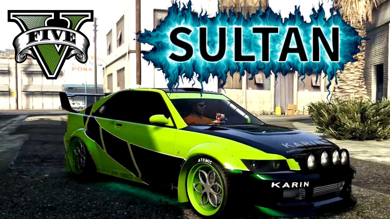 GTA 5 Underground? Karin Sultan RS (DLC de Janeiro) - GTA ...