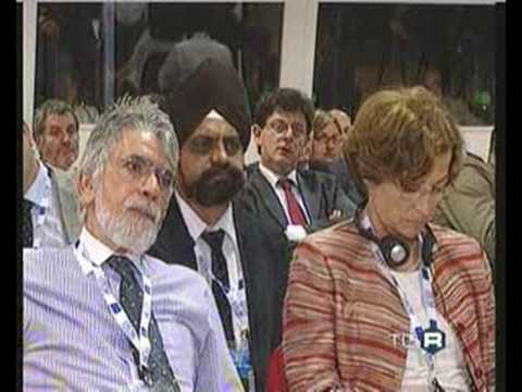 ILO-EU Conference on the European Social Model, RAI TG3 (television news)