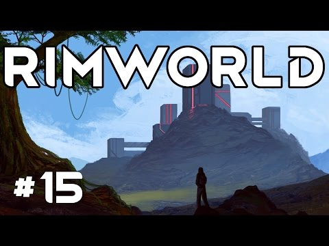 RimWorld Alpha 16 - Ep. 15 - The Raid! - Let's Play RimWorld Alpha 16 Gameplay