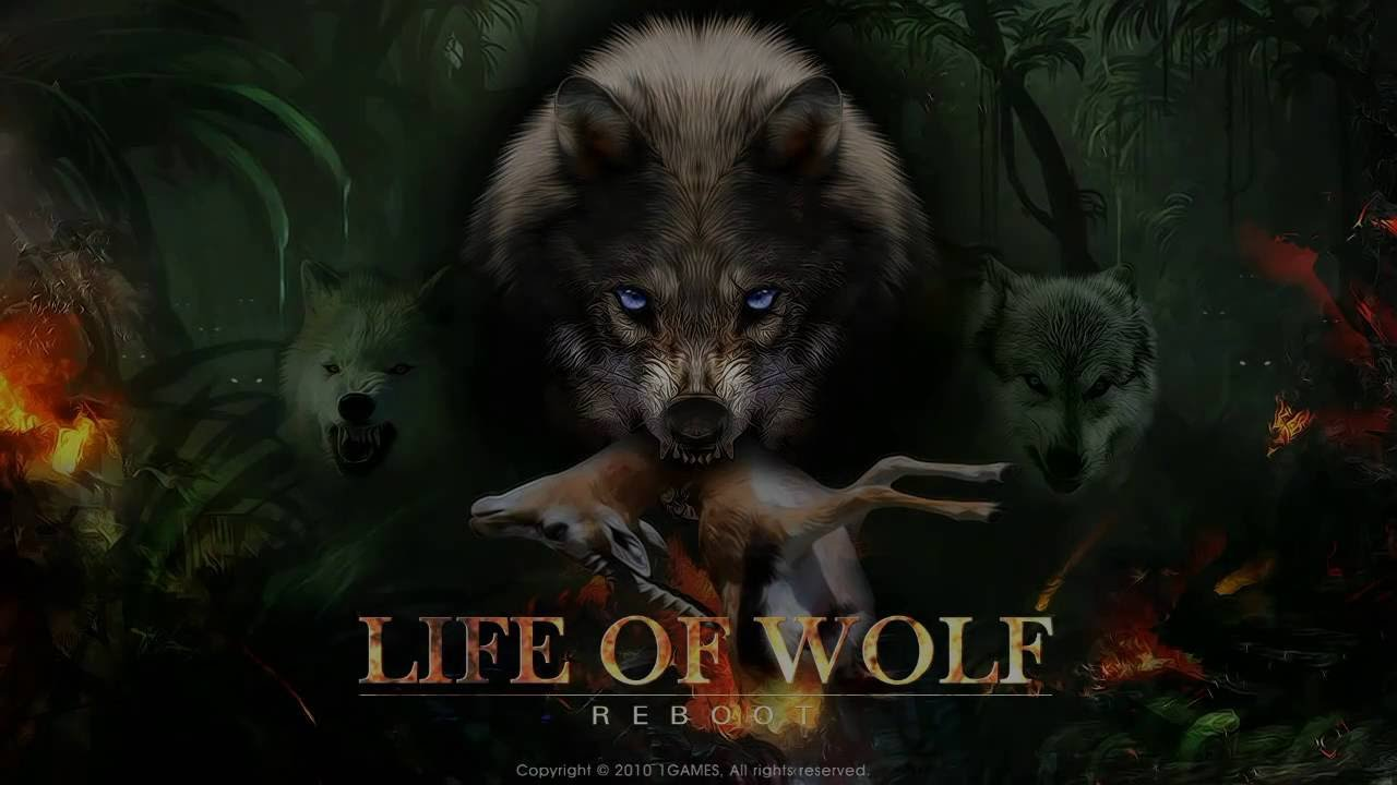 Wolf Adventure Game, Life of Wolf Reboot Intro Video
