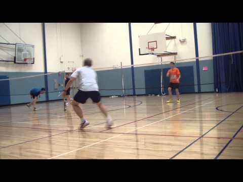 Indy Badminton Club Bob Clay Feature