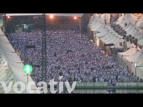 Hajj 2017: Pilgrimage Of 3 Million Muslims Gets A Safety Upgrade