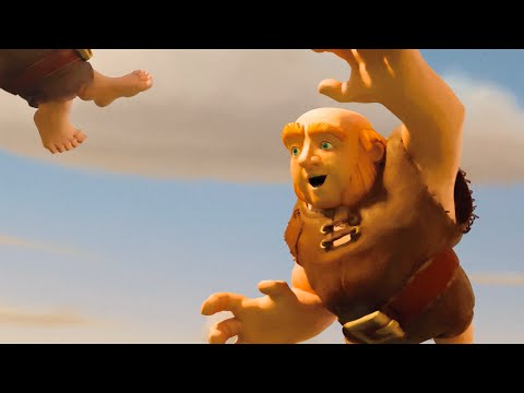 The Day The Giants Learned to Fly | Clash of Clans