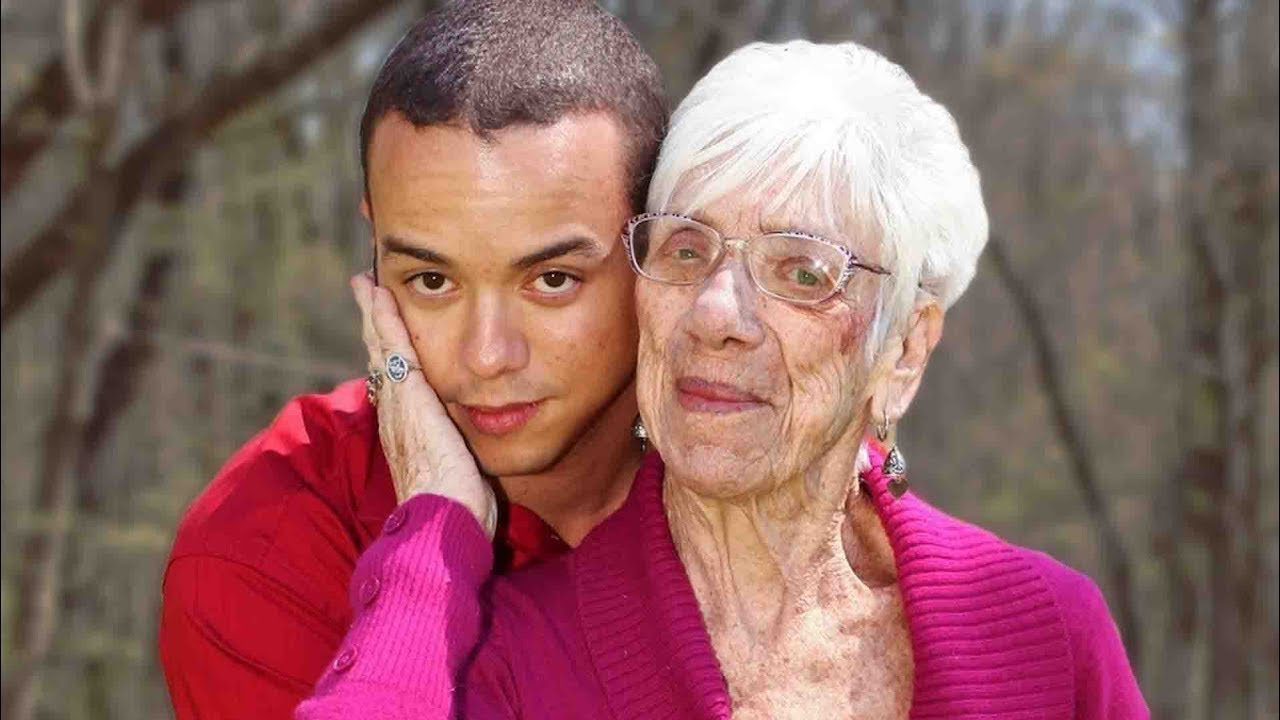 THE YOUNG MAN THAT DATES 91-YEAR-OLD WOMEN - YouTube
