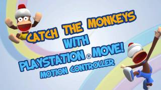 PlayStation Move Ape Escape E3 2011 Trailer First Impressions