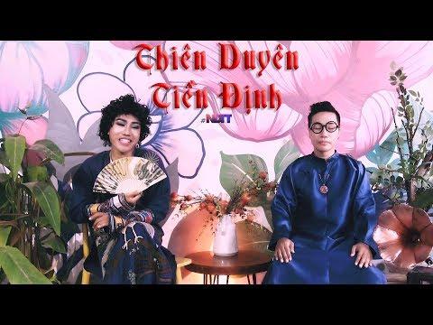 """Nguyễn Đình Thanh Tâm """"chơi bạo"""", một mình thủ 2 vai trong MV Thiên Duyên Tiền Định"""