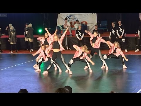 Dancety Hip Hop Group Adults IDO European Championships 2016 Ostrava ♥ 11.6.2016