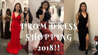 prom get ready with me