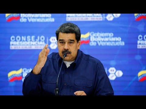 مادورو يغلق الحدود مع البرازيل ويدرس إغلاق الحدود مع كولومبيا …  - نشر قبل 3 ساعة