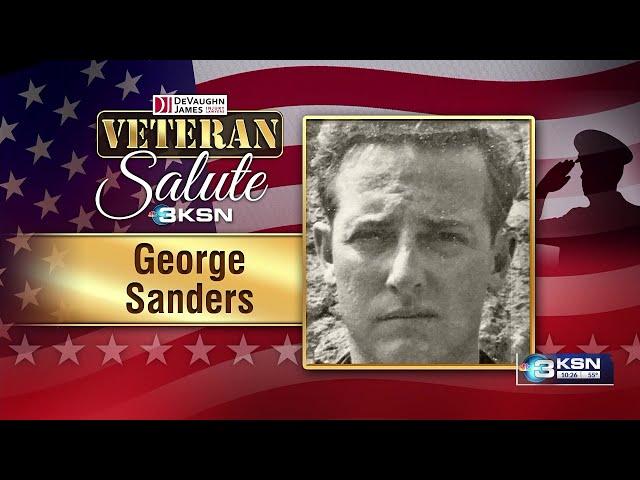 Veteran Salute: George Sanders