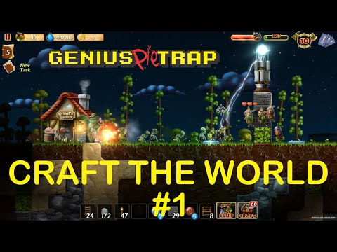 Craft The World #1 |
