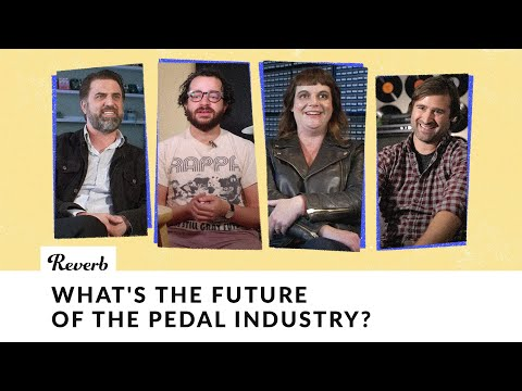What Is The Future of The Pedal Industry? | The Pedal Movie Extras