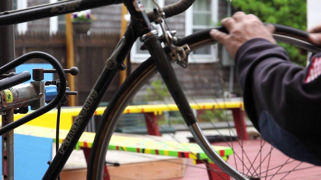 My 1987 panasonic dx-2000: bicycling.