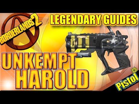 Borderlands 2 | Guía de armas legendarias | Pistolas