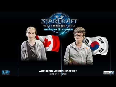 Scarlett vs. Bomber - Quarter Finals - WCS Season 2 Finals