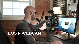 Use your Canon camera as a webcam!