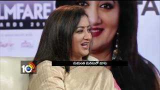 My Son Changes Channel When He See My Old Movies | Senior Actress Sumalatha Interview | 10TV