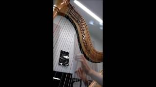 Shall We Gather at the River- harp