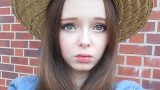 Big Eyes Ulzzang Makeup Tutorial