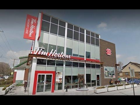 OMG! Tim Hortons Museum Tour Hamilton Ontario 2017