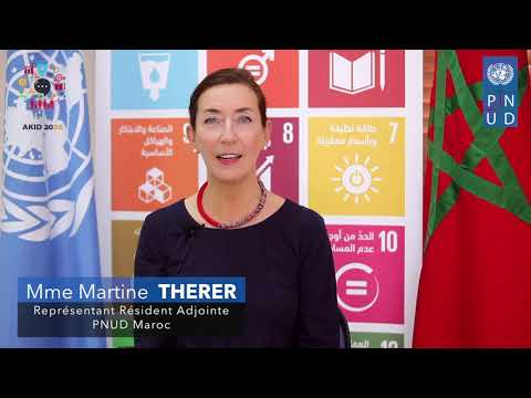 AKID 2030 | UN Day | Message de Martine THERER