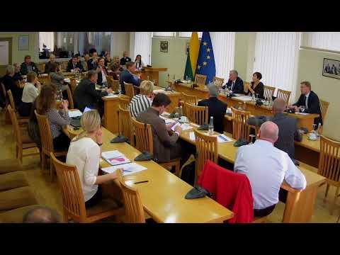 2019-10-23 Europos reikalų komiteto posėdis