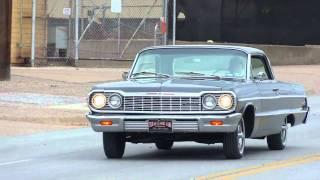 1964 Chevy Impala Texas Cruising