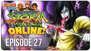 ICH BRAUCH NICHT WEITER SPIELEN! - #27 - Naruto Shippuden: Ultimate Ninja Storm Revolution ONLINE