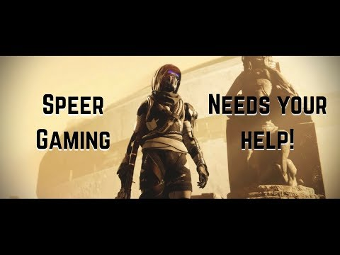 Destiny 2 | Emergency Broadcast - Raid, Quest, Milestone help !helpspeer