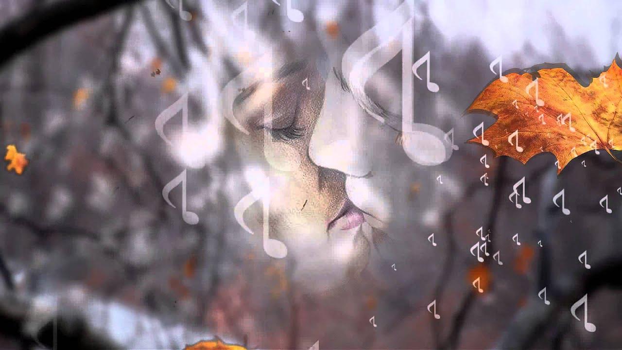 любовь осенью фото
