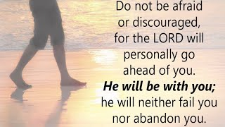 "Prophetic Word ""Thus Saith The Lord, I Have Not Abandoned You"""