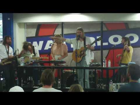 Alex Cameron - Waterloo records 9-21-17