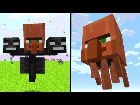 Der DÜMMSTE Minecraft MOD | Weird Things Minecraft MOD